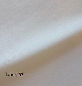 Cleanbed Tencel® dekbedovertrek Ivoor- waterdicht & anti allergisch