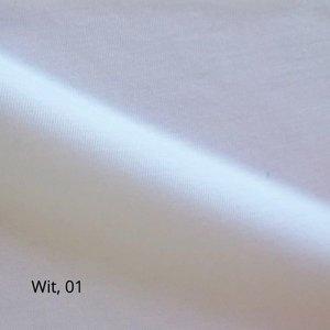Jeannette Vite Beschermende Tencel dekbedhoes Wit - waterdicht & anti allergisch