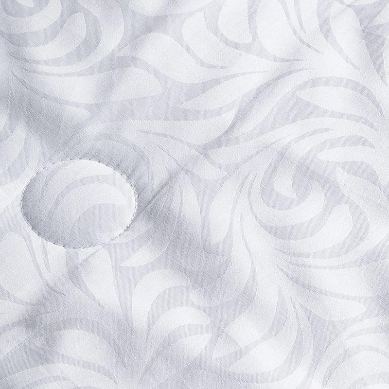 Vitapur Zijden zomerdekbed katoenen tijk (200g/m2)
