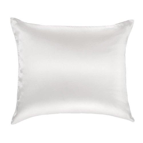 Silk Heaven 100% Zijden kussensloop Wit  hotelsluiting - 19MM