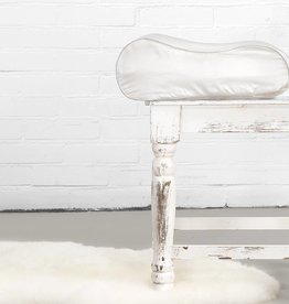 Silk Heaven 100% Zijden kussensloop ergonomisch 60x40cm  Ivoor - 19MM