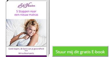 Gratis E-book matras kopen