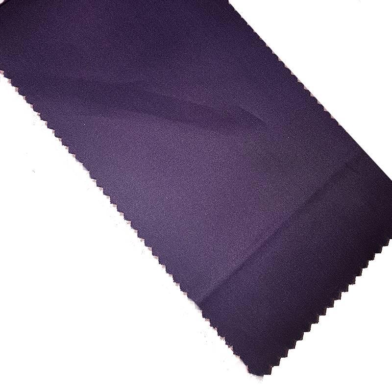Lysdrap Dekbedovertrek Virgo Egyptisch katoen - Violet