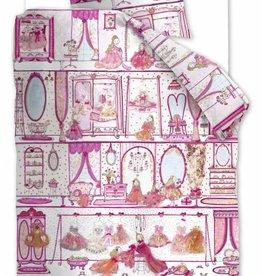 Beddinghouse Princess Wardrobe Roze - Dekbedovertrek