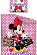Disney Minnie Mouse, Shopping - Dekbedovertrek
