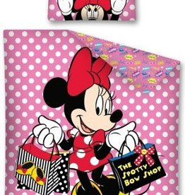 Disney Minnie Mouse, Shopping - Dekbedovertrek