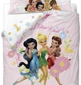Disney Fairies, Pixie Dust - Dekbedovertrek