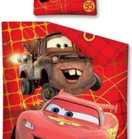 Disney Cars, Rood - Dekbedovertrek