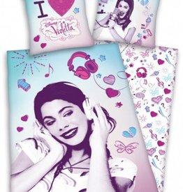 Disney Violetta, Smile - Dekbedovertrek