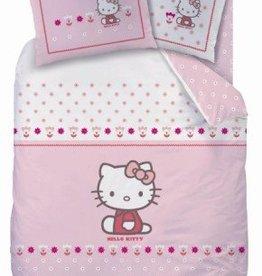 Hello Kitty - Dekbedovertrek