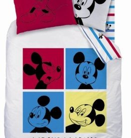Disney Mickey Mouse, Vierkant - Dekbedovertrek