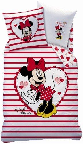 Disney Minnie Mouse, Streep - Dekbedovertrek