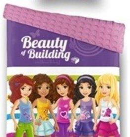Lego Friends, Beauty Building - Dekbedovertrek