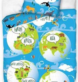 Geography - Dekbedovertrek