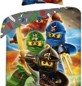 Lego Ninjago - Dekbedovertrek