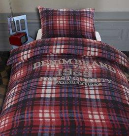 Beddinghouse Wake up Navy - Dekbedovertrek
