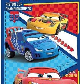 Disney Cars, Piston Cup - Dekbedovertrek