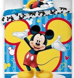 Disney Mickey Mouse, Strepen - Dekbedovertrek