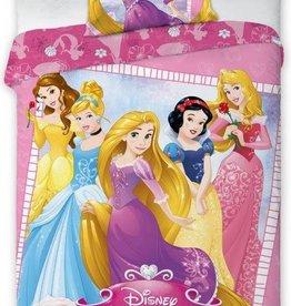 Disney Princess, Kader - Dekbedovertrek