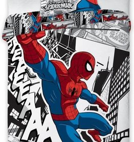 Marvel Spider-Man, Cartoon - Dekbedovertrek