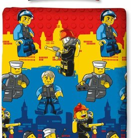 Lego City Crew - Dekbedovertrek