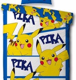 Pokemon, Pikachu - Dekbedovertrek
