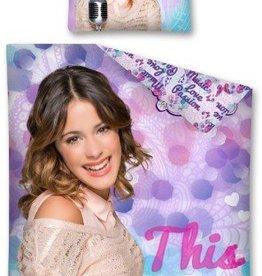 Disney Violetta, This is me - Dekbedovertrek
