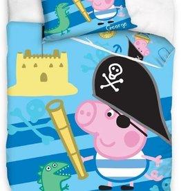 Peppa Pig, George - Dekbedovertrek