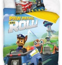 Paw Patrol, Roll - Dekbedovertrek