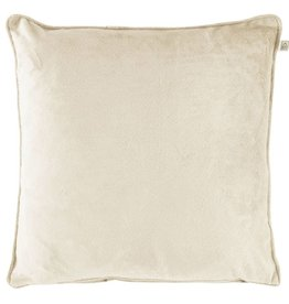 Dutch Decor Kussenhoes Velvet 45x45, Zand
