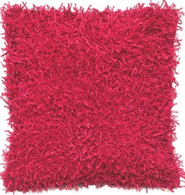 Dutch Decor Sierkussen Ottawa 45x45, Fuchsia
