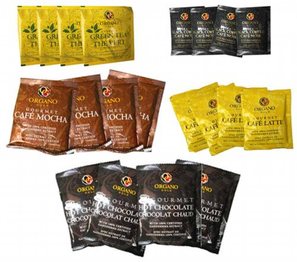 Organo Gold! Free trial sachet Organo Gold products - MLM TOP 10 ...