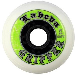 Labeda Gripper Soft Inline Skate Wheels