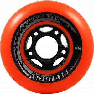 Labeda Asphalt Hard Inline Skate Wheels