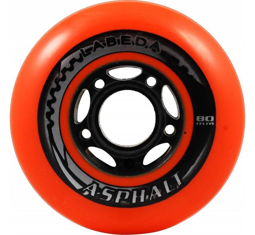 Asphalt Hard Inline Skate Wheels