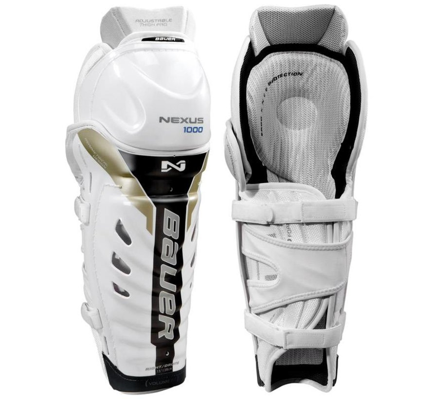 Nexus 1000 IJshockey Shin Guards Junior