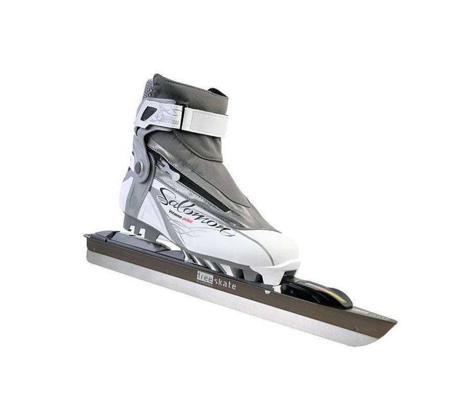 Vitane Pilot With Free-Skate Allround Blades