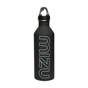Mizu M8 Stainless Steel Water Bottle Zwart