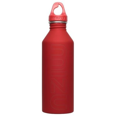Mizu M8 Stainless Water Bottle Red