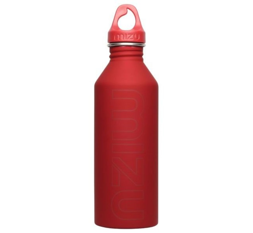 M8 Stainless Water Bottle Red