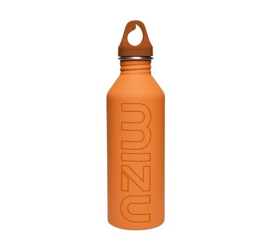 M8 Stainless Water Bottle Orange