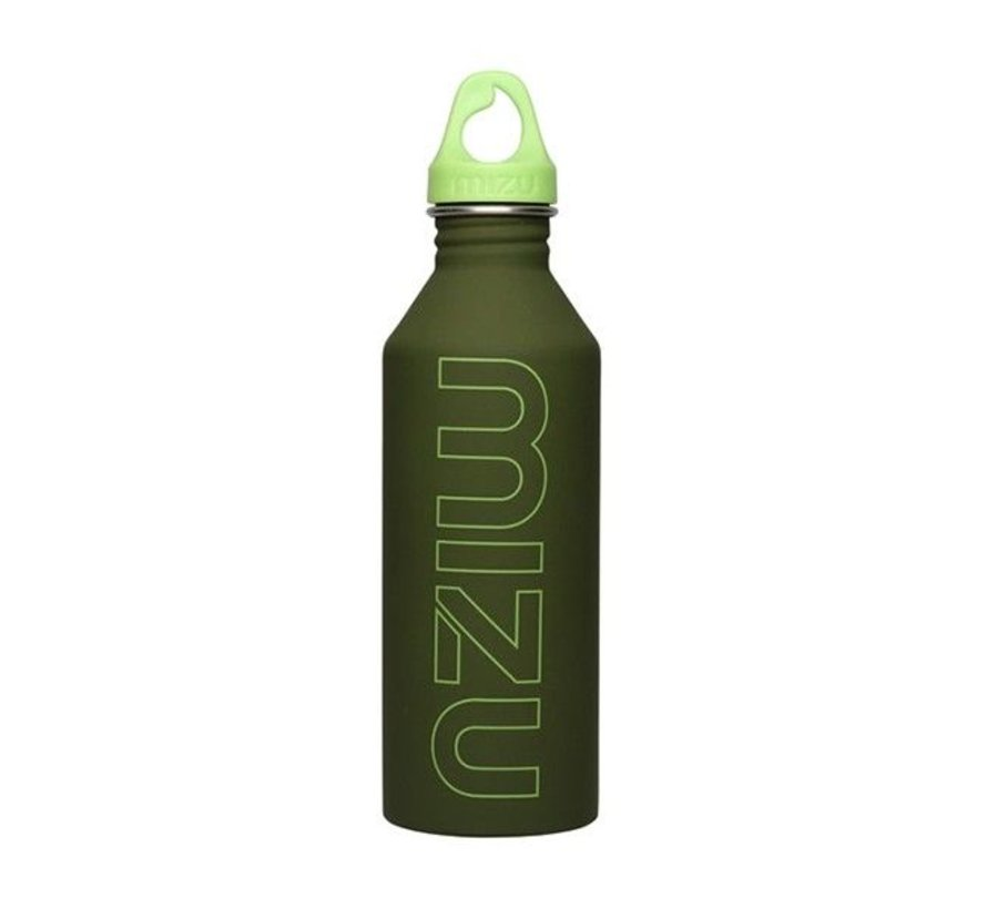 M8 Stainless Water Bottle Army Green