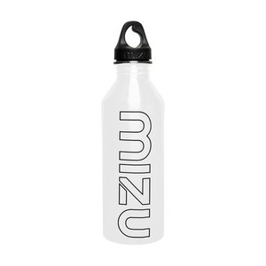 Mizu M8 Stainless Water Bottle Glossy White