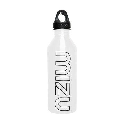 Mizu M8 Stainless Water Bottle Glossy White