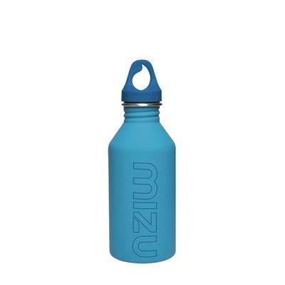 Mizu M6 Stainless Steel Waterfles Licht Blauw