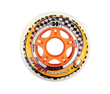 Hyper NX 360 Performance 90mm Inline Skate Wheels 4-Pack