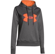 Under Armour Big Logo Hoodie Dames