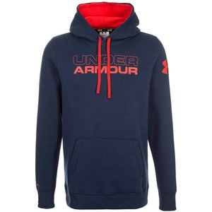Under Armour Coldgear Undisputed Storm Cotton Hoody Heren