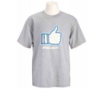 Bauer Thumbs Up T-Shirt Junior