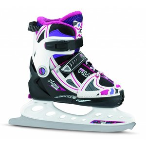 Fila X-One Adjustable Kids Ice Skates Girls